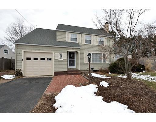 Частный односемейный дом для того Продажа на 80 Porter Road 80 Porter Road East Longmeadow, Массачусетс 01028 Соединенные Штаты