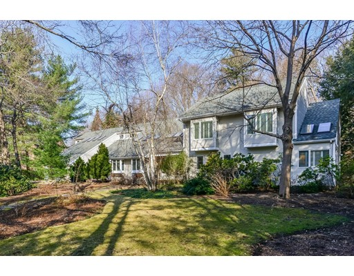 Single Family Home for Sale at 1 Croftdale Road 1 Croftdale Road Newton, Massachusetts 02459 United States