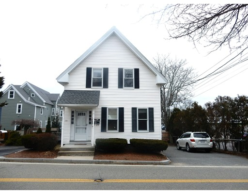 Single Family Home for Rent at 114 Ash Street 114 Ash Street Reading, Massachusetts 01857 United States