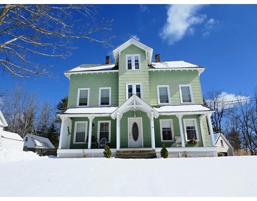 多户住宅 为 销售 在 98 Quinapoxet Street 98 Quinapoxet Street Holden, 马萨诸塞州 01522 美国