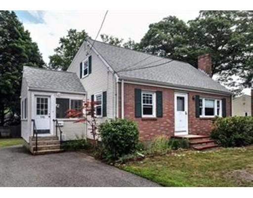 Single Family Home for Sale at 170 Sprague Street 170 Sprague Street Dedham, Massachusetts 02026 United States