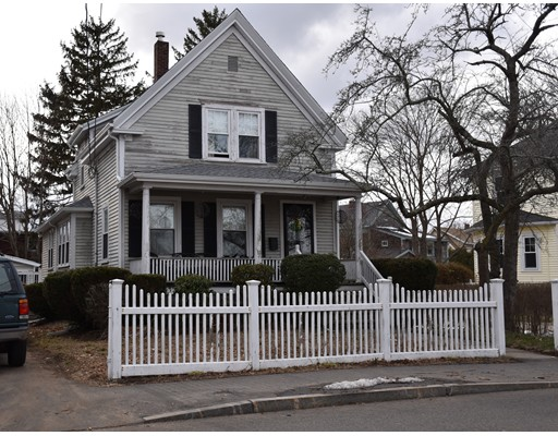 Single Family Home for Sale at 128 Tremont 128 Tremont Braintree, Massachusetts 02184 United States