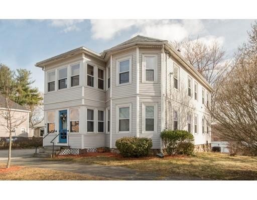 Многосемейный дом для того Продажа на 74 Margin Street 74 Margin Street Haverhill, Массачусетс 01832 Соединенные Штаты
