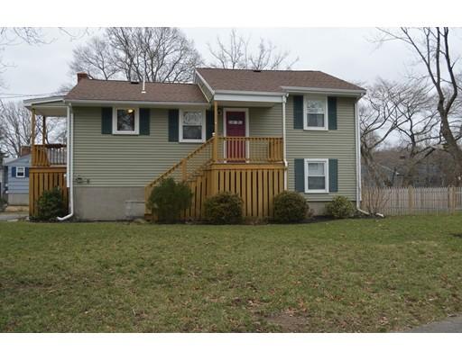 Maison unifamiliale pour l Vente à 16 Gerald Avenue 16 Gerald Avenue Randolph, Massachusetts 02368 États-Unis