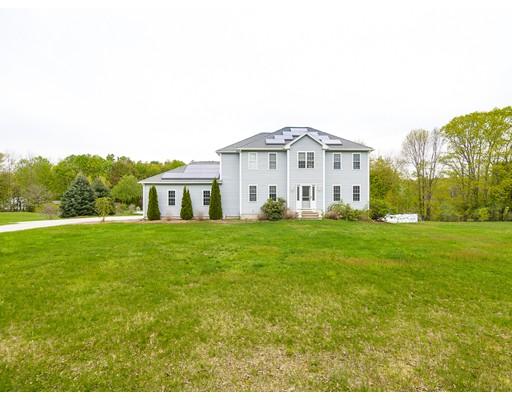 独户住宅 为 销售 在 9 Muggett Hill Road 9 Muggett Hill Road Charlton, 马萨诸塞州 01507 美国