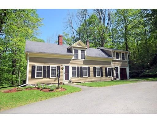 Single Family Home for Sale at 432 N Main Street 432 N Main Street Petersham, Massachusetts 01366 United States