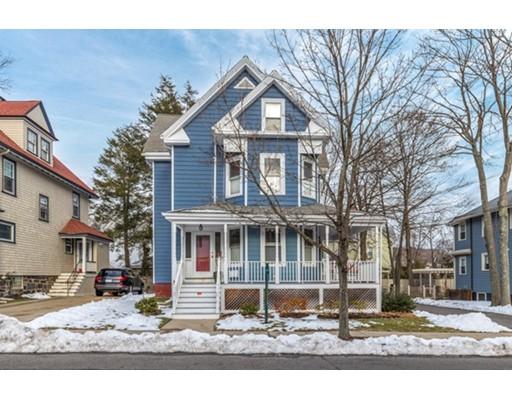 Maison unifamiliale pour l Vente à 57 Hawthorne Street 57 Hawthorne Street Malden, Massachusetts 02148 États-Unis