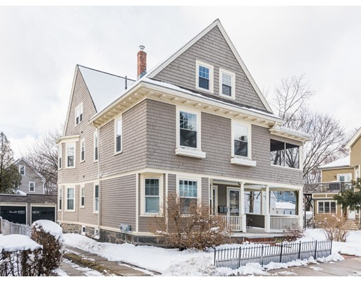 Single Family Home for Sale at 73 Cohasset Street 73 Cohasset Street Boston, Massachusetts 02131 United States