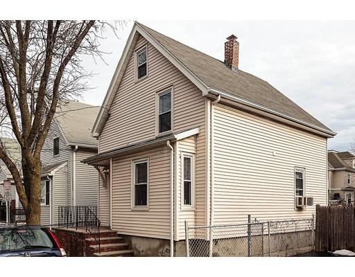 Single Family Home for Sale at 65 Moreland Street 65 Moreland Street Somerville, Massachusetts 02145 United States
