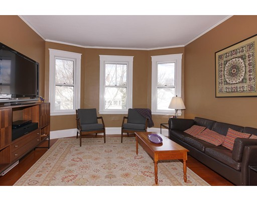 Appartement en copropriété pour l Vente à 26 Chandler Street 26 Chandler Street Belmont, Massachusetts 02478 États-Unis