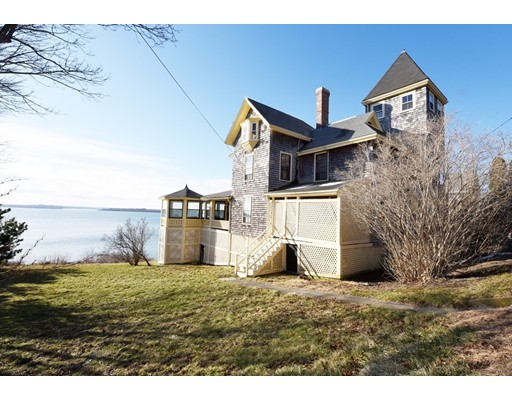 Single Family Home for Sale at 51 Highland Avenue Hull, Massachusetts 02045 United States
