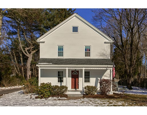 Single Family Home for Sale at 209 Concord Road Bedford, Massachusetts 01730 United States