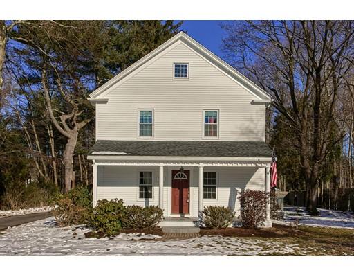 واحد منزل الأسرة للـ Sale في 209 Concord Road 209 Concord Road Bedford, Massachusetts 01730 United States
