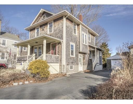 Maison unifamiliale pour l Vente à 56 Church Street 56 Church Street Fairhaven, Massachusetts 02719 États-Unis