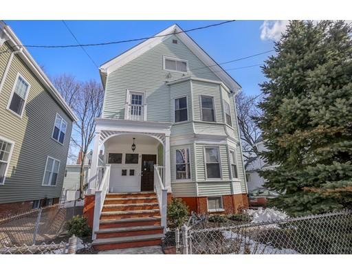 Condominium for Sale at 19 Hudson Street 19 Hudson Street Somerville, Massachusetts 02143 United States