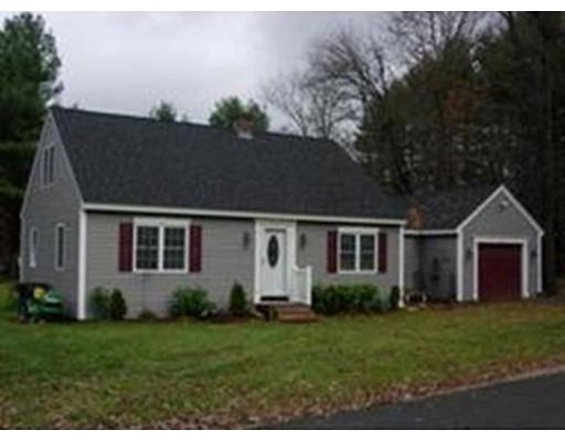 Single Family Home for Sale at 3 Park Road 3 Park Road Ashby, Massachusetts 01431 United States