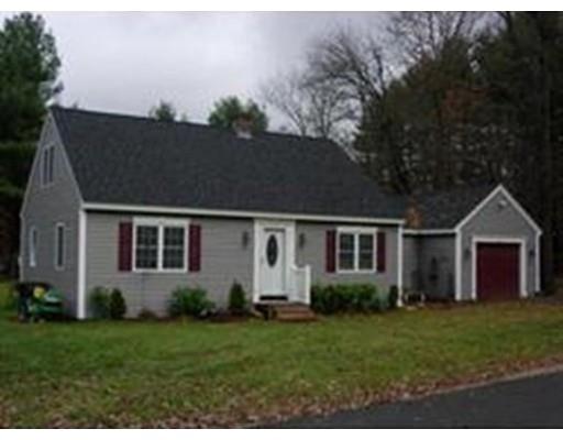 Maison unifamiliale pour l Vente à 3 Park Road 3 Park Road Ashby, Massachusetts 01431 États-Unis