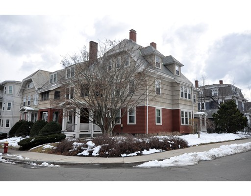 Condominium for Sale at 41 Parker Street Watertown, Massachusetts 02472 United States