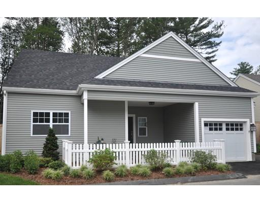 Частный односемейный дом для того Продажа на 44 Lantern Way 44 Lantern Way Ashland, Массачусетс 01721 Соединенные Штаты