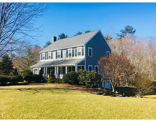 Single Family Home for Sale at 130 Deer Hollow Trail Raynham, Massachusetts 02767 United States