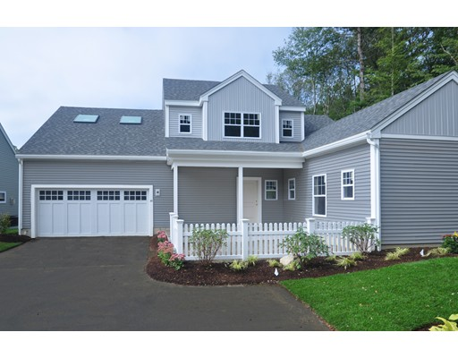 Частный односемейный дом для того Продажа на 52 Lantern Way 52 Lantern Way Ashland, Массачусетс 01721 Соединенные Штаты
