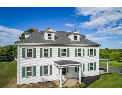 Single Family Home for Sale at 153 Orchard Street 153 Orchard Street Newbury, Massachusetts 01922 United States