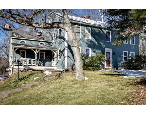 Maison unifamiliale pour l Vente à 26 Alprilla Farm Road 26 Alprilla Farm Road Hopkinton, Massachusetts 01748 États-Unis