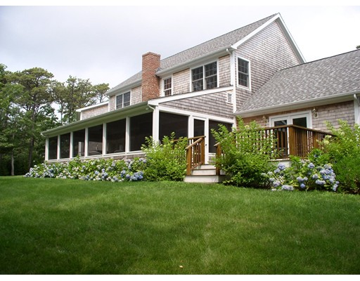 Single Family Home for Sale at 32 Harthaven Road (formally 72) 32 Harthaven Road (formally 72) Oak Bluffs, Massachusetts 02557 United States