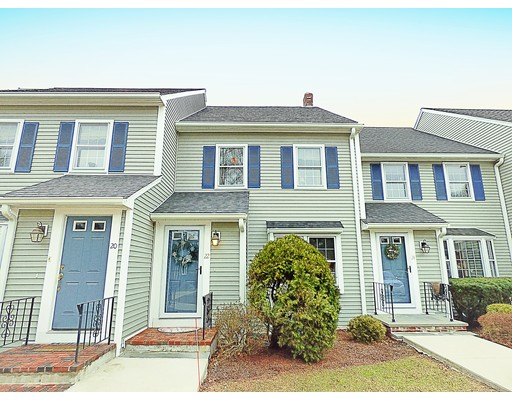 Condominium for Sale at 22 Daniel Drive 22 Daniel Drive Easton, Massachusetts 02356 United States