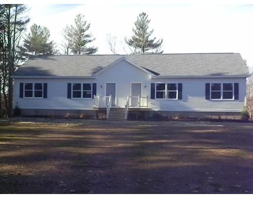 独户住宅 为 出租 在 228 Pleasantdale Road 228 Pleasantdale Road Rutland, 马萨诸塞州 01543 美国