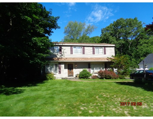 Частный односемейный дом для того Продажа на 38 Wayside Lane 38 Wayside Lane Ashland, Массачусетс 01721 Соединенные Штаты