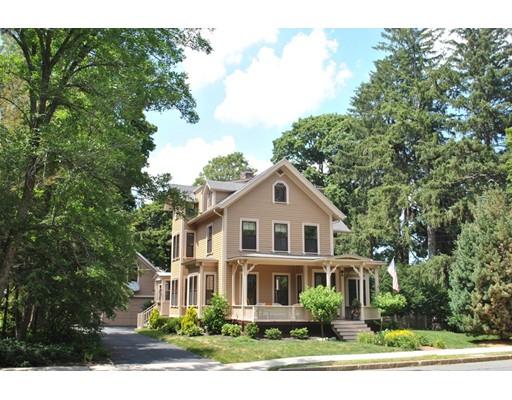 独户住宅 为 销售 在 102 Sudbury Road 102 Sudbury Road 康科德, 马萨诸塞州 01742 美国