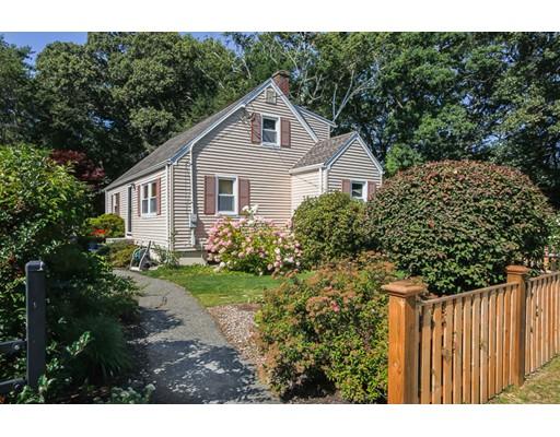 واحد منزل الأسرة للـ Sale في 58 Appleton Avenue 58 Appleton Avenue Hamilton, Massachusetts 01982 United States