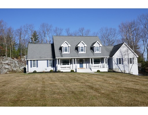 Single Family Home for Sale at 265 Green Street 265 Green Street Boylston, Massachusetts 01505 United States