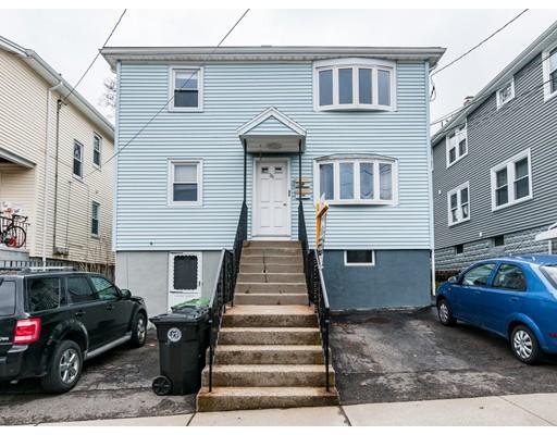 Maison avec plusieurs logements pour l Vente à 28 Olcott Street 28 Olcott Street Watertown, Massachusetts 02472 États-Unis