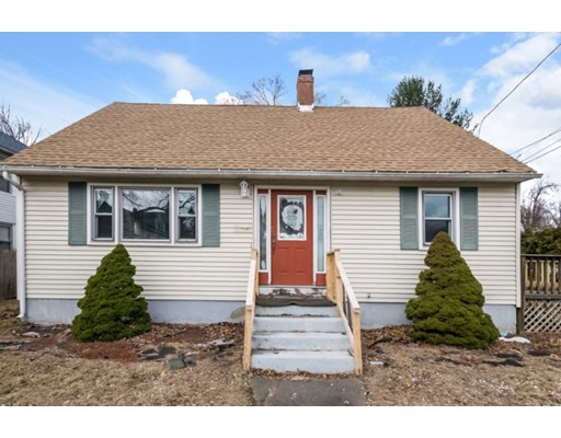Casa Unifamiliar por un Venta en 44 Royal Street 44 Royal Street Agawam, Massachusetts 01001 Estados Unidos