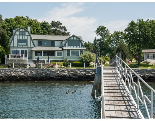 واحد منزل الأسرة للـ Sale في 6 Foster Street 6 Foster Street Marblehead, Massachusetts 01945 United States