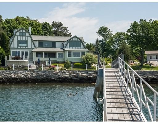 Casa Unifamiliar por un Venta en 6 Foster Street 6 Foster Street Marblehead, Massachusetts 01945 Estados Unidos
