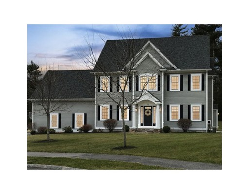Single Family Home for Sale at 72 Brandy Lane Taunton, Massachusetts 02780 United States