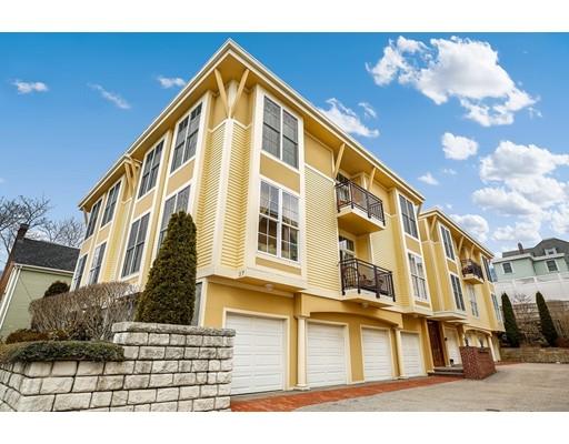Condominium for Sale at 27 Osgood Street 27 Osgood Street Somerville, Massachusetts 02143 United States