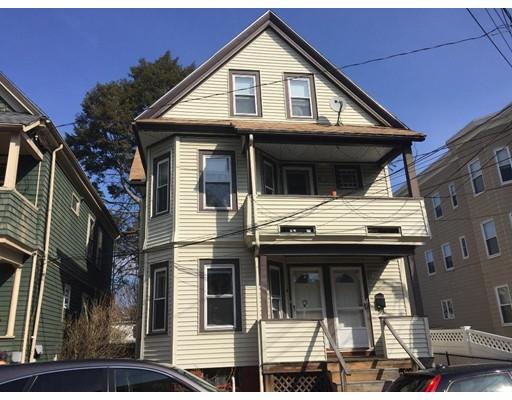 Multi-Family Home for Sale at 53 Hawthorne Street 53 Hawthorne Street Somerville, Massachusetts 02144 United States