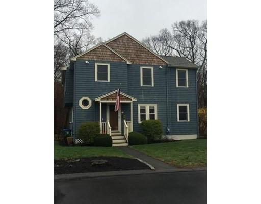 独户住宅 为 出租 在 68 Willow Street 西木区, 马萨诸塞州 02090 美国