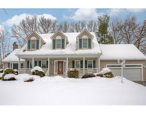Частный односемейный дом для того Продажа на 15 Danielle Drive 15 Danielle Drive Tewksbury, Массачусетс 01876 Соединенные Штаты