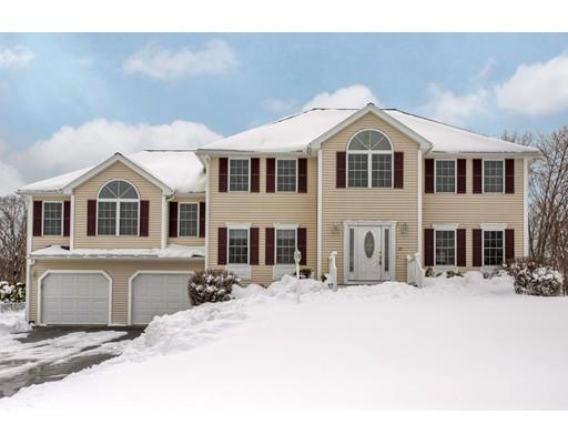 Частный односемейный дом для того Продажа на 21 Andrea G Drive 21 Andrea G Drive Tewksbury, Массачусетс 01876 Соединенные Штаты