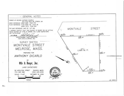 0 Montvale St L:2, Melrose, MA, 02176