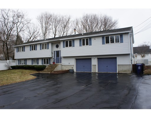 Multi-Family Home for Sale at 33 Peabody Avenue 33 Peabody Avenue Dracut, Massachusetts 01826 United States