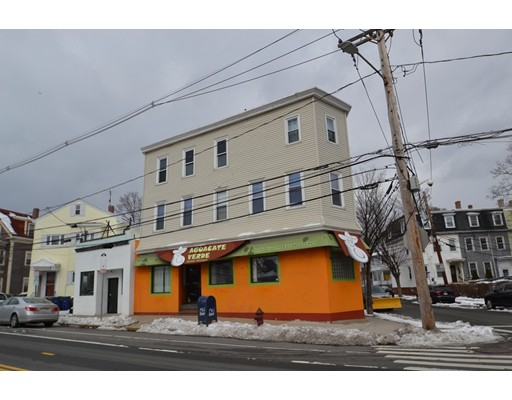 Commercial for Sale at 15 Elm St, 2-4-6 Porter Street 15 Elm St, 2-4-6 Porter Street Somerville, Massachusetts 02144 United States