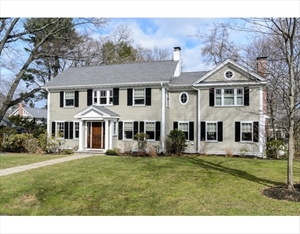 8 Tennyson Rd  is a similar property to 91 Old Colony Rd  Wellesley Ma