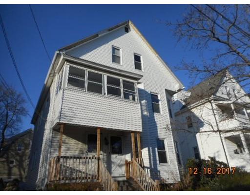 多户住宅 为 销售 在 21 Harvey Street 21 Harvey Street Everett, 马萨诸塞州 02149 美国