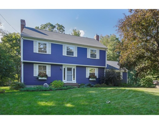 Single Family Home for Sale at 42 King George Drive 42 King George Drive Boxford, Massachusetts 01921 United States